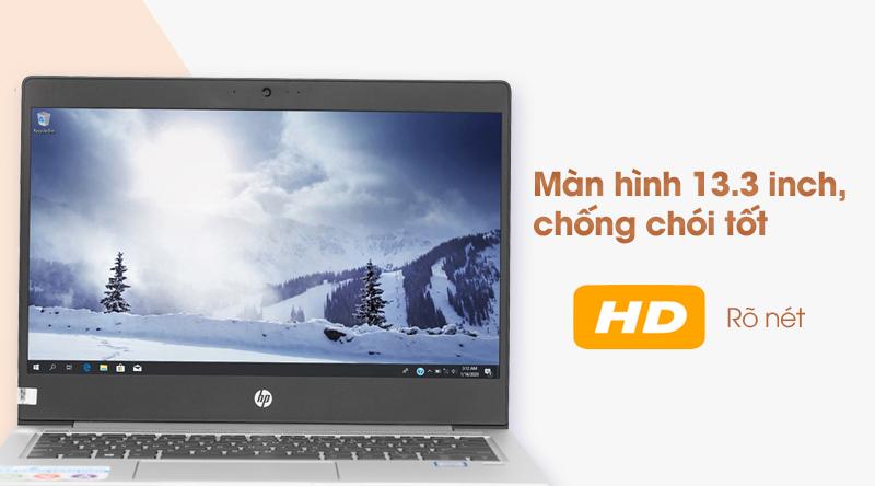 Laptop HP Probook 430 G6 (5YM98PA) hiển thị rõ nét