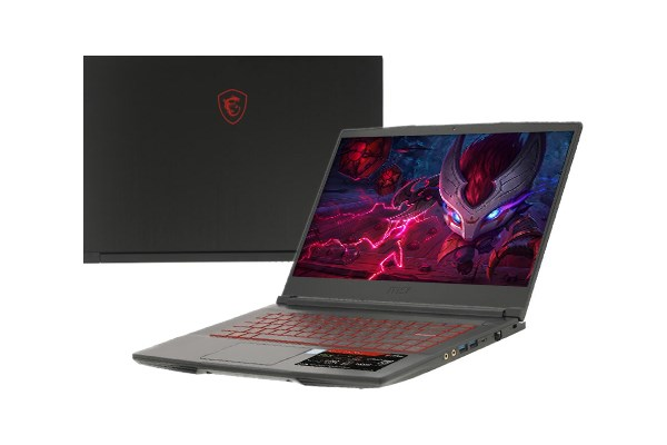 MSI Gaming 15 GF63 9SC i7 9750H/8GB/256GB/GTX 1650/Win10 (070VN)
