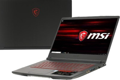 MSI Gaming 15 GF63 9SC i7 9750H/8GB/256GB/4GB GTX1650/Win10 (070VN)