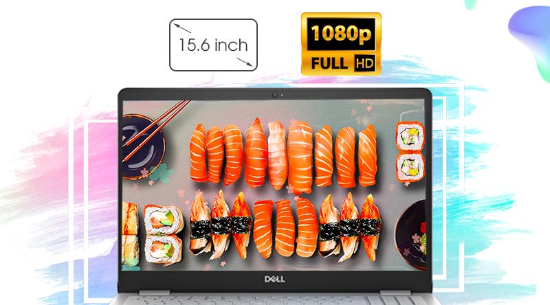 Dell Inspiron 5584 hình ảnh sống động