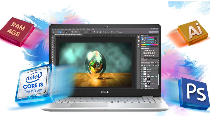 Dell Inspiron 5584 i3 8145U cấu hình khỏe