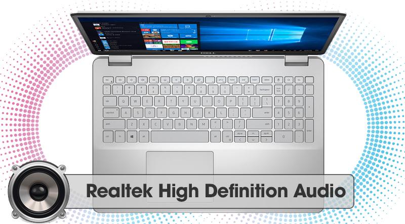 Dell Inspiron 5584 cho âm thanh sống động