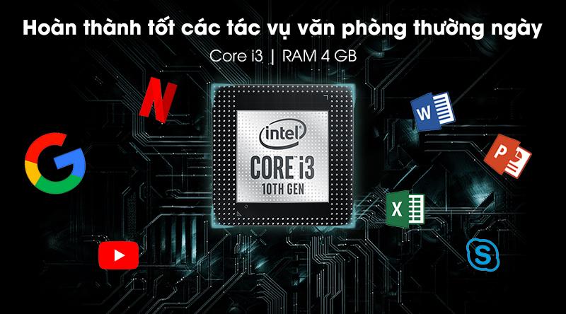 Laptop Dell Inspiron 5584 đa nhiệm khá