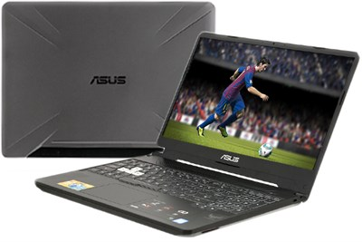 Asus Gaming FX505GE i7 8750H/8GB/512GB/4GB GTX1050Ti/Win10 (AL440T)