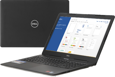 Laptop Dell Inspiron 3581 i3 7020U (N5I3150W)