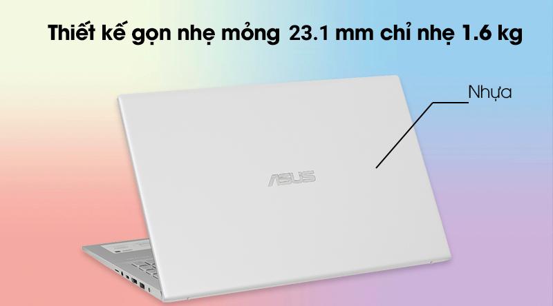 Thiết kế Asus Vivobook A512F