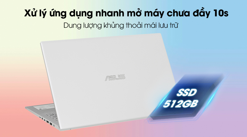 SSD Asus Vivobook A512F