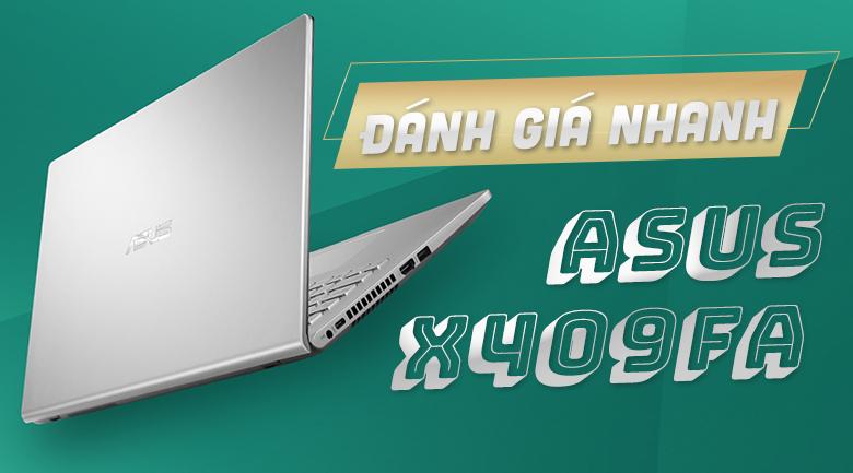 Asus VivoBook X409FA i5 8265U (EK138T)