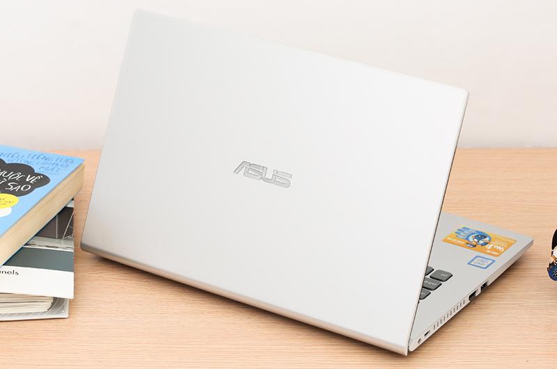 Laptop Asus Vivobook X409F ở hữu bản lề Ergolift thông minh