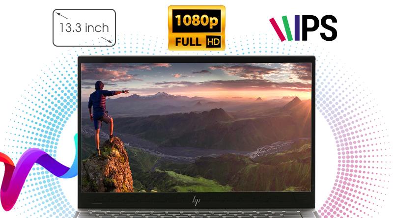 HP Envy 13 aq0026TU màn hình Full HD