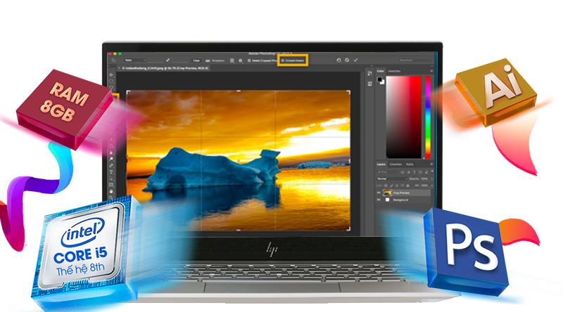 HP Envy 13 aq0026TU cấu hình khỏe