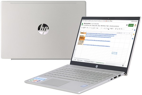 Laptop HP Pavilon 14 ce2035tu i3 8145U/4GB/1TB/Win10 (6YZ18PA)