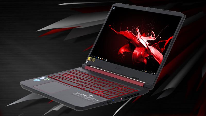 Thiết kế của Laptop Acer Nitro AN515