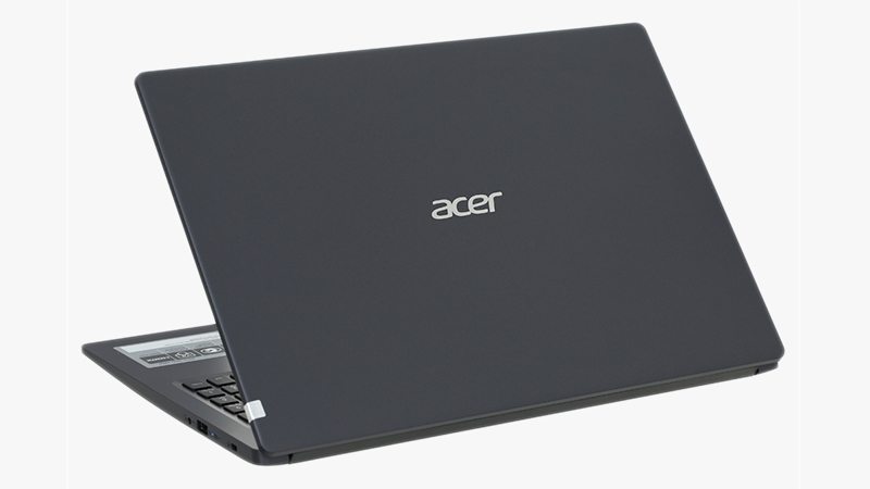 Thiết kế laptop Acer Aspire A315