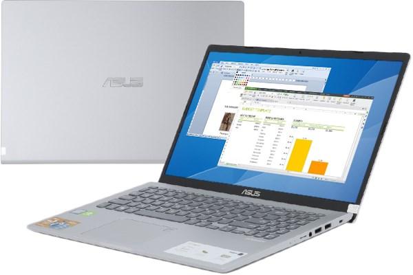 Asus VivoBook X509FJ i7 8565U/8GB/512GB/2GB MX230/Win10 (EJ133T)