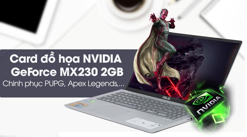 Card đồ họa laptop Asus Vivobook X509FJ