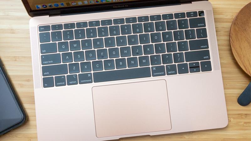 Bàn phím laptop MacBook Air 2019 i5