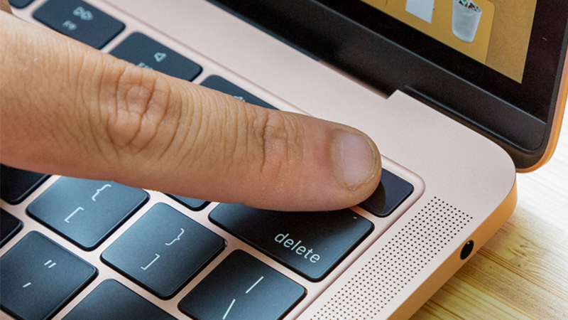 Touch ID laptop MacBook Air 2019 i5