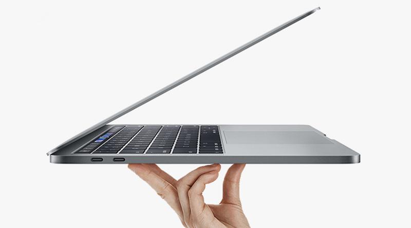 Laptop Apple MacBook Pro Touch 2019 i5 (MUHN2SA/A) thiết kế siêu mỏng nhẹ