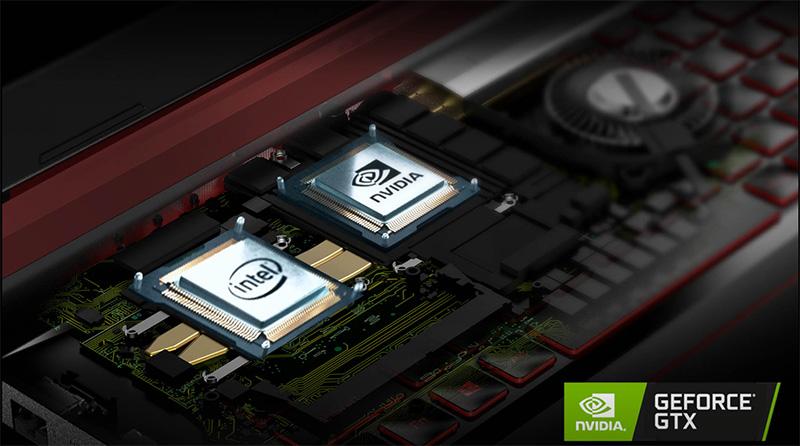 Cấu hình mạnh mẽ trên laptop Acer Nitro AN515 54 52EZ