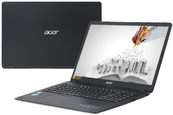 Laptop Acer Aspire A315 54 3501 i3 8145U/4GB/256GB/Win10 (NX.HEFSV.003)