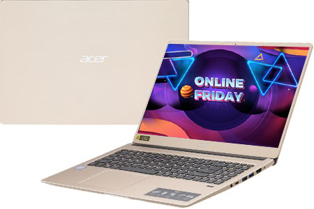 Acer Swift 3 SF315 52 38YQ i3 8130U/4GB/1TB/Win10 (NX.GZBSV.003)