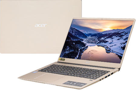 Laptop Acer Swift 3 SF315 52 38YQ i3 8130U (NX.GZBSV.003)