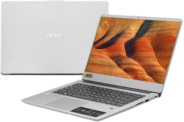 "Laptop Acer Swift 3 SF314 56 50AZ  i5 8265U/8GB/256GB/14""F/Win10(NX.H4CSV.008)"