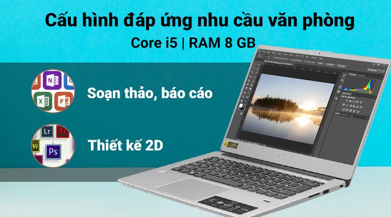 Cấu hình Acer Swift 3 SF314
