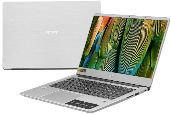 Laptop Acer Swift 3 SF314 56 596E i5 8265U/4GB/256GB/Win10 (NX.H4CSV.006)