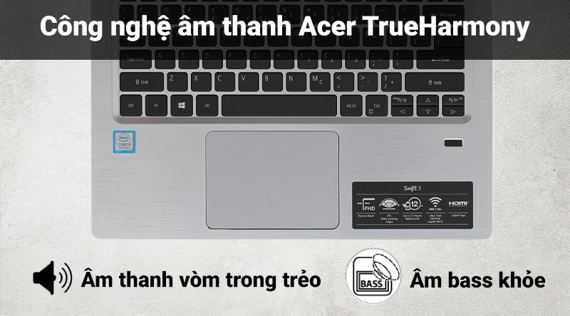 Âm thanh Acer Swift SF314 56 596E