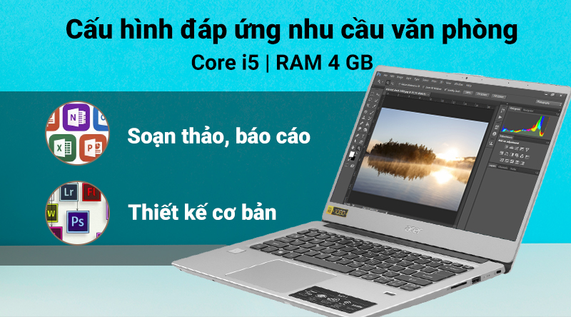 Cấu hình Acer Swift SF314 56 596E