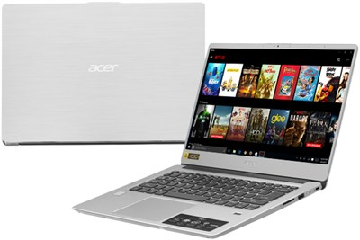Acer Swift 3 SF314 56 596E i5 8265U/4GB/256GB/Win10 (NX.H4CSV.006)