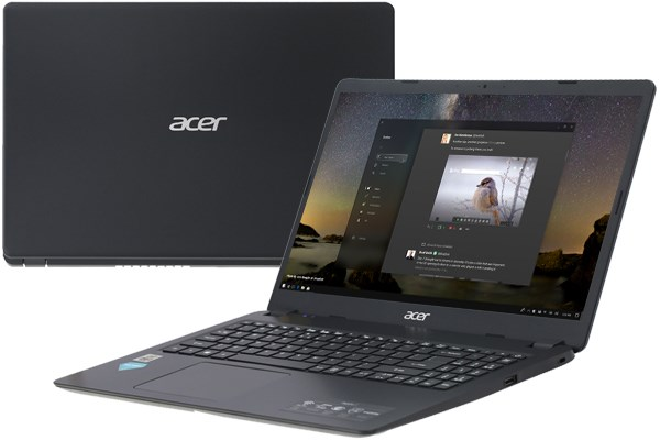 Laptop Acer Aspire A315 54 558R i5 8265U/4GB/1TB/Win10 (NX.HEFSV.005)