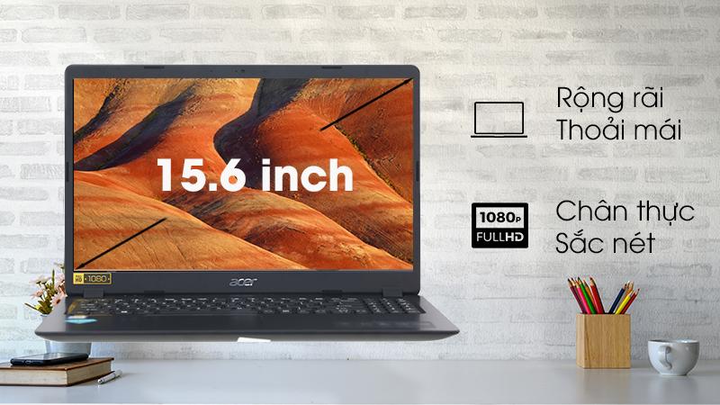 Màn hình Laptop Acer Aspire A315 54 558R i5