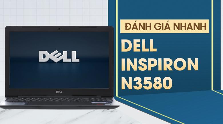 Dell Inspiron N3580 i5 8265U (P75F106N80I)