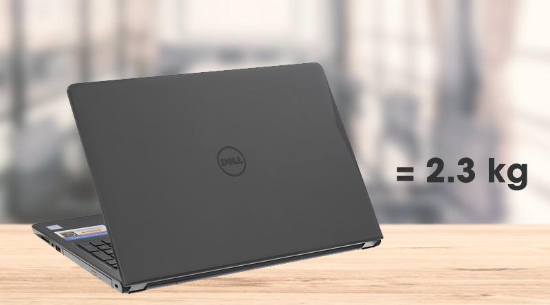 Design Dell Inspire N3576 i3 laptop (P63F002N67D)