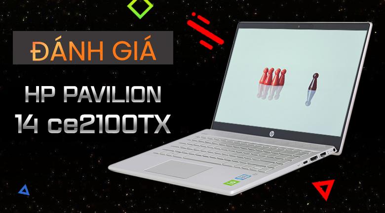 HP Pavilion 14 ce2100TX i5 8265U (7YA48PA)