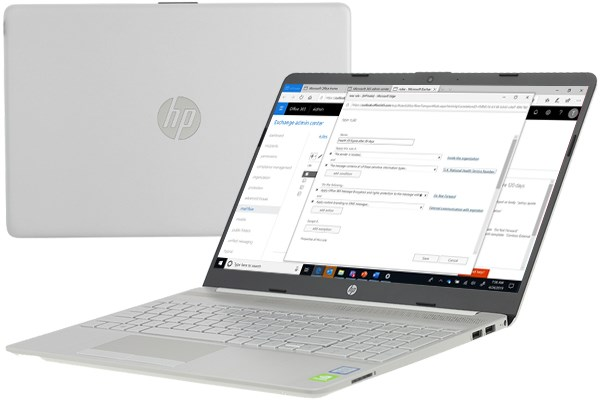 Laptop HP 15s du0042TX i3 7020U/4GB/1TB/2GB MX110/Win10 (6ZF75PA)