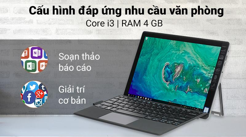 Cấu hình Acer Switch SW512 52P 34RS