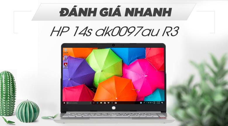 HP 14s dk0097au R3 3200U (7VH92PA)