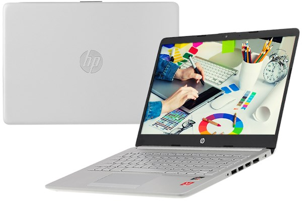 Laptop HP 14s dk0097au R3 3200U/4GB/1TB/Win10 (7VH92PA)