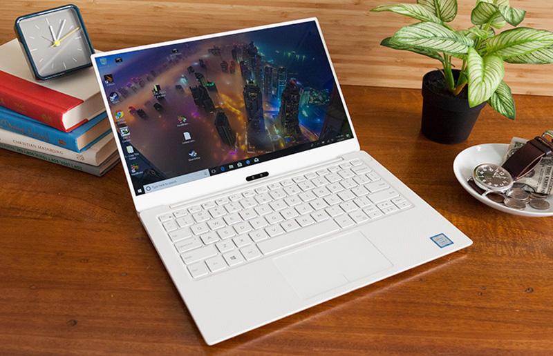 Laptop Dell XPS13 có cấu hình mạnh mẽ.