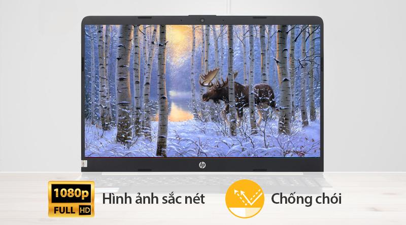 Laptop HP 15s du0107TU i5 (8EC94PA) chống chói