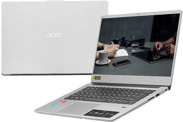 Laptop Acer Swift 3 SF314 41 R8VS R5 3500U/4GB/256GB/Win10 (NX.HFDSV.002)
