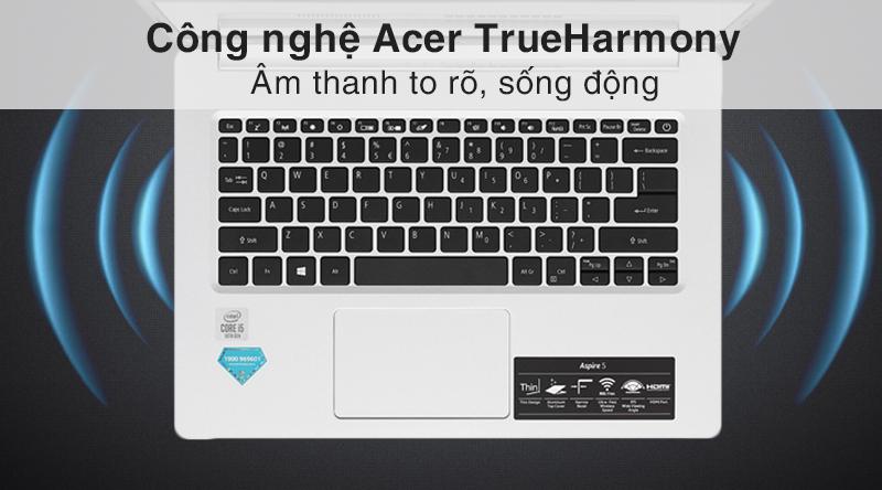 Laptop Acer Aspire A514 52 516K âm thanh sôi nổi