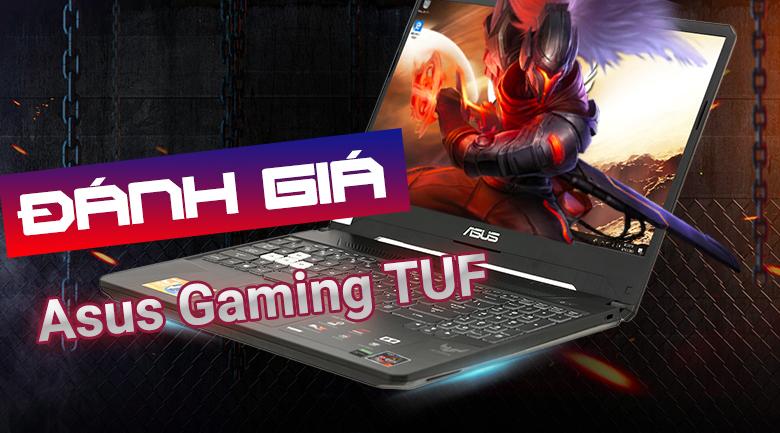 Asus Gaming TUF FX505D R7 3750H (AL003T)