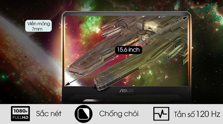 Màn hình Asus Gaming TUF FX505D