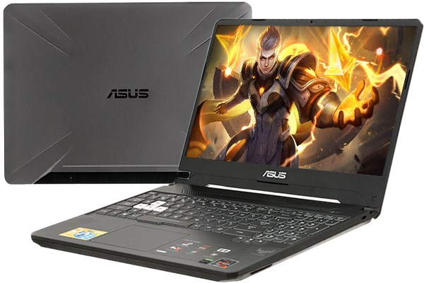 Laptop Asus Gaming TUF FX505D R7 3750H/8GB/512GB/4GB GTX1650/Win10 (AL003T)