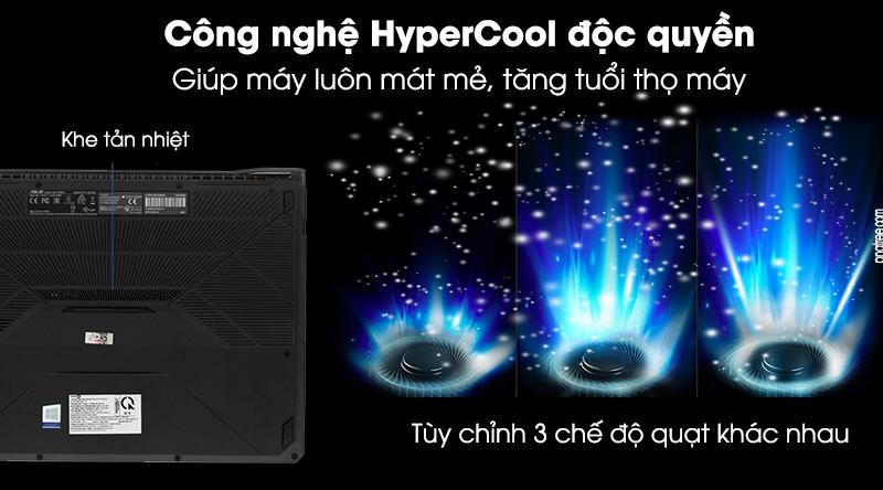 Tản nhiệt Asus Gaming TUF FX505D